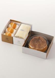 梅月堂 洋菓子アラカルト