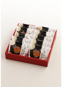 博多練乳マドレーヌ(10個入り)
