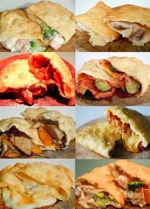 フライドピザ 8種類9個まとめてお得なセット