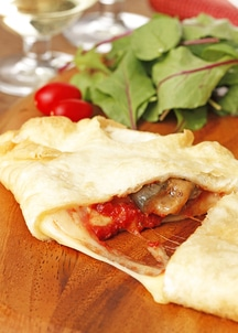 フライドピザ 3種類ミラノセット