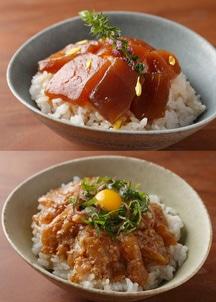 【BREJEW/お中元商品】お刺身のづけ2種セット(マグロ・真鯛)