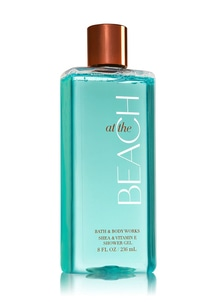 【Bath & Body Works】 [リゾートシリーズ]アット ザ ビーチの香り_シャワージェル