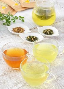 フレーバー日本茶3種 ティーバッグ6pcセット