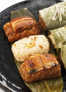 鰻・角煮・海老の贅沢セット