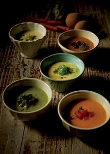 【Grande chef】Soupe(スープ)B<5種のポタージュセット>