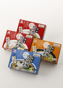 乾燥・秋田比内地鶏あんかけラーメン8食セット