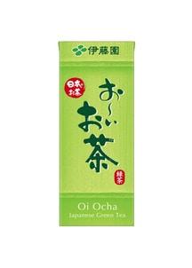 【おーいお茶】緑茶250mlパック 48本(1本あたり76円)