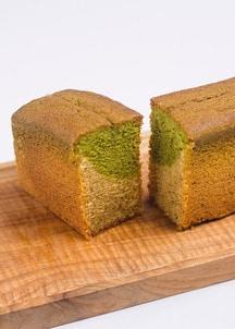 【オンワード・マルシェ限定】小松菜とミントのパウンドケーキ