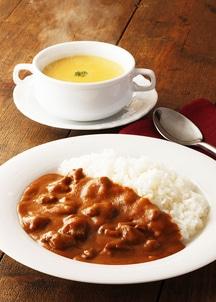 ビーフカレー&コーンスープ4個セット