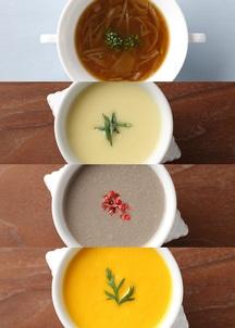 【BREJEW】北海道野菜スープ 4種セット