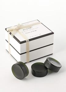 【MIDORI Gift】国産くまざさの洗顔石鹸