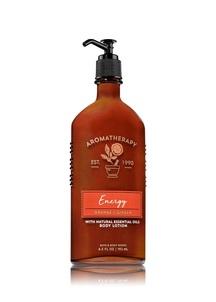 【Bath & Body Works】オレンジジンジャーの香り ボディローション/アロマセラピーシリーズ エナジー