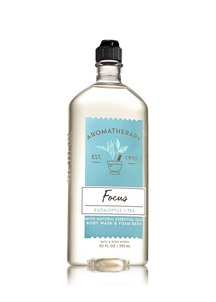 【Bath & Body Works】ユーカリティーの香り ボディウォッシュ/アロマセラピーシリーズ フォーカス