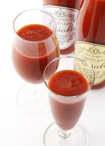 こだわりのトマトだけを使った無添加トマトジュース【ロゾリオセット シルバー×ゴールド】2本入