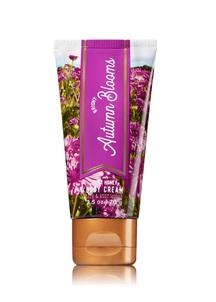 【Bath & Body Works / 秋限定】ブライト オータム ブルームスの香り トラベルサイズ ボディクリーム