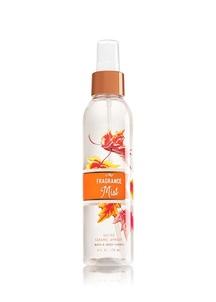 【Bath & Body Works / 秋限定】ソルテッド キャラメル アプリコットの香り ファイン フレグランスミスト