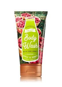 【Bath & Body Works / 秋限定】シャンパン アップル&ハニーの香り クリーミー ボディウォッシュ