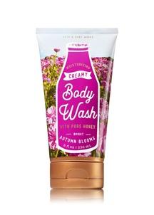 【Bath & Body Works / 秋限定】ブライト オータム ブルームスの香り クリーミー ボディウォッシュ