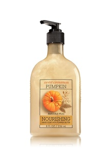 【Bath & Body Works / 秋限定】スイート シナモン パンプキンの香り ハンドソープ
