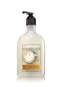 【Bath & Body Works / 秋限定】マシュマロ パンプキン ラテの香り ハンドソープ