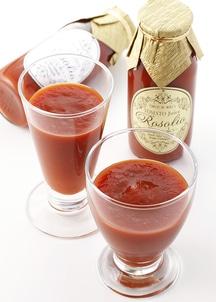 無添加トマトジュース ロゾリオピッコロ2種 飲み比べセット6本入