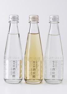 酒炭酸 3本ギフトセット