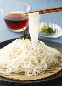 弥治郎こけし白石温麺10束入