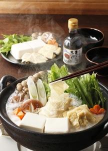 豆乳ゆば鍋セット(期間限定商品)