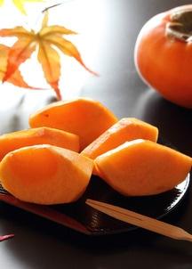 〈日本の極み〉奈良県西吉野産 完熟富有柿 3Lサイズ6個入