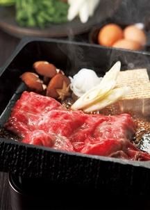 〈山形の極み〉山形牛 すき焼用 肉質等級:4等級(B.M.S.No.5)以上