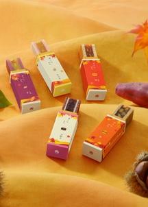 【季節限定商品】秋のささらがた 10個入