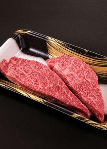 【格之進】門崎熟成肉 特選モモ ステーキ