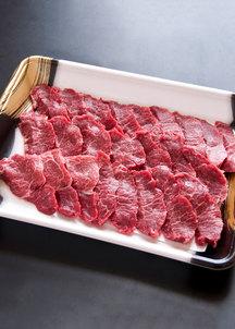 【格之進】門崎熟成肉 焼肉 モモ