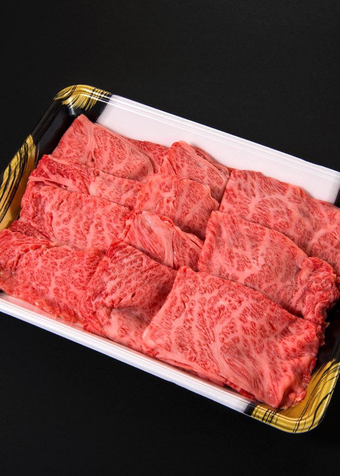 門崎熟成肉 格之進 【格之進】門崎熟成肉 すき焼き・しゃぶしゃぶ カタ