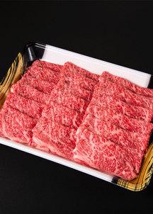 【格之進】門崎熟成肉 すき焼き・しゃぶしゃぶ ロース
