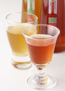 飲む梅とりんご酢セット