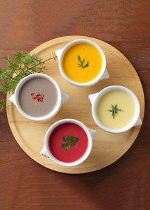 北海道野菜スープ 4種セット