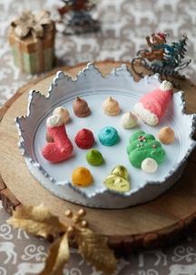 【クリスマス限定500個】マカロンボーロ ノエル