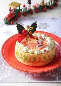 【クリスマス限定30台】トマトレアチーズケーキ