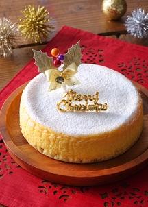 【クリスマス限定】梅月堂 X'masベイクドチーズ