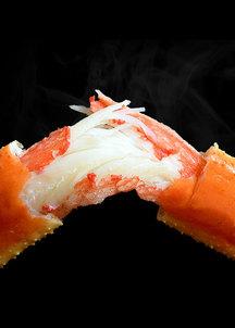 【巨大!!!】6Lズワイ蟹 2㎏ 4肩