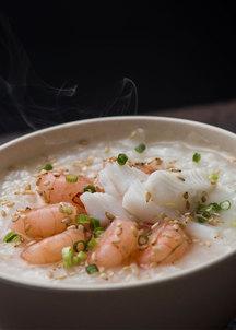 長崎焼小籠包(計20個入)・広東式健美粥2種(計2人前)詰合せ