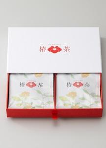椿茶 ティーバッグ 小箱