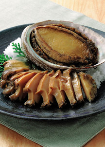 白神あわび煮貝