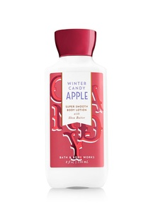 【Bath & Body Works / 冬限定】ウィンター キャンディ アップル ボディローション