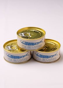 【マル・デ・クリスチアノ】3種の缶詰セット