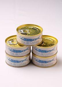 【マル・デ・クリスチアノ】5種の缶詰セット