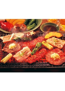 広島レモン焼肉のタレ(赤白セット)