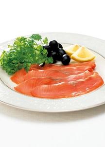 〈日本の極み〉銀聖鮭スモークサーモン