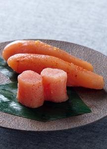 〈日本の極み〉柚子風味 博多辛子めんたいこ
